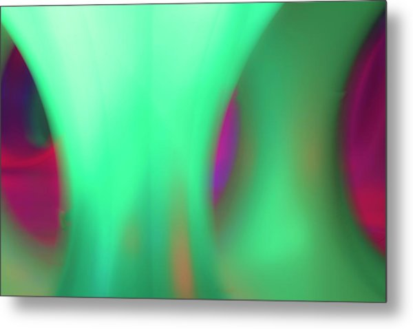 Abstract No. 11 Metal Print