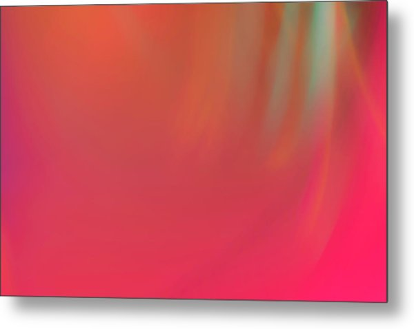 Abstract No. 16 Metal Print