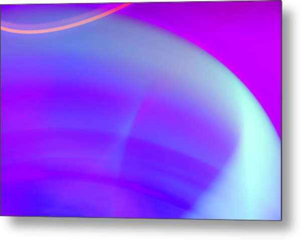 Abstract No. 4 Metal Print