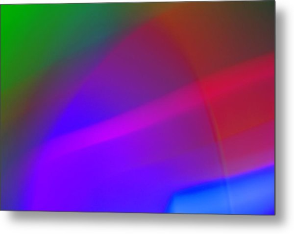 Abstract No. 5 Metal Print