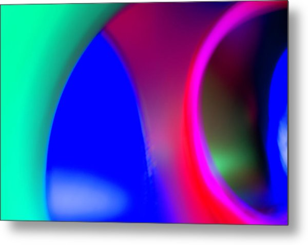 Abstract No. 9 Metal Print