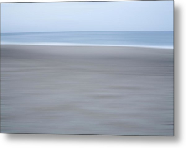 Abstract Seascape No. 10 Metal Print