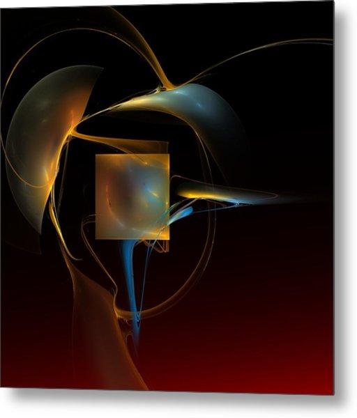 Abstract Still Life 012211 Metal Print