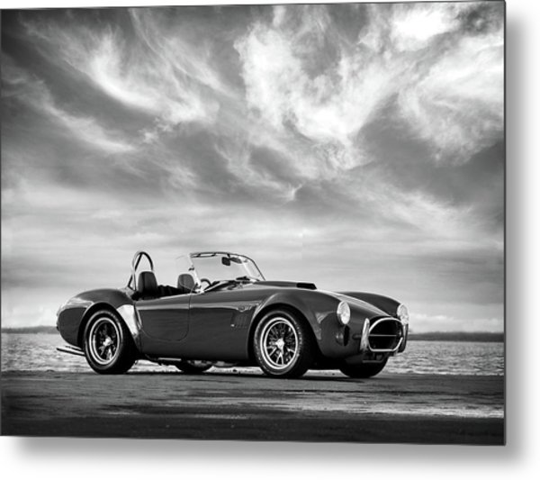 Ac Shelby Cobra Metal Print
