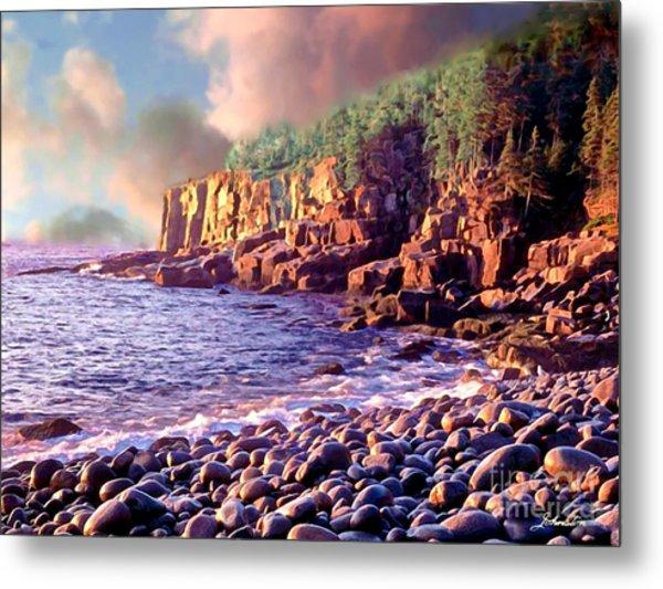 Acadia National Park Metal Print