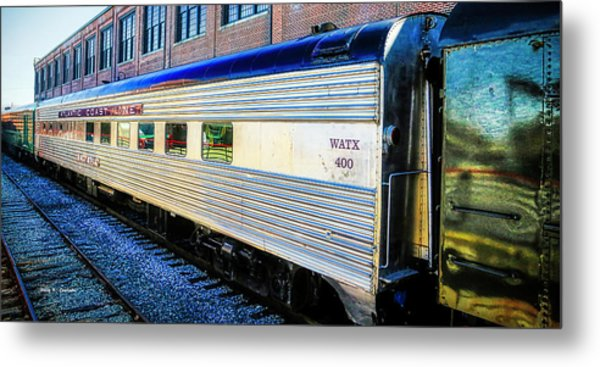 Moultrie Dining Car Metal Print