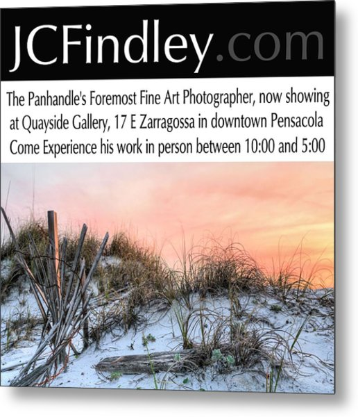 Ad3 Metal Print by JC Findley