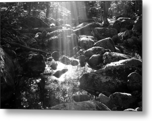 Adirondack Light Metal Print