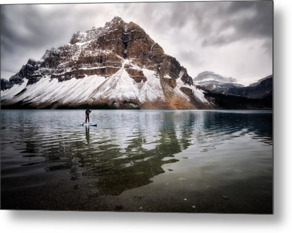 Adventure Unlimited Metal Print