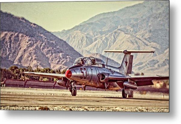 Aero L-29 Delfin Metal Print
