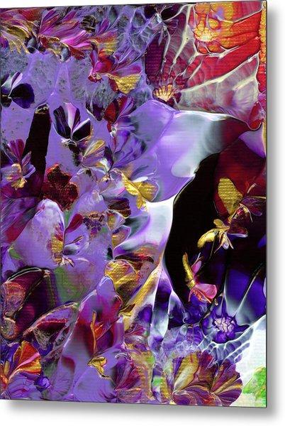 African Violet Awake #2 Metal Print