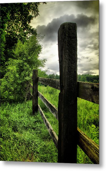 After The Storm Metal Print by Edward Myers