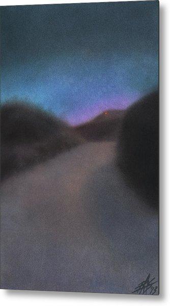 Afterglow Metal Print by Robin Street-Morris