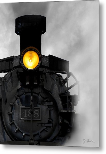 Age Of Steam No. 2 Metal Print