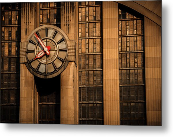 Aged In Time Metal Print