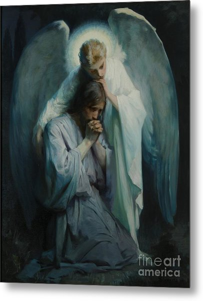 Agony In The Garden  Metal Print