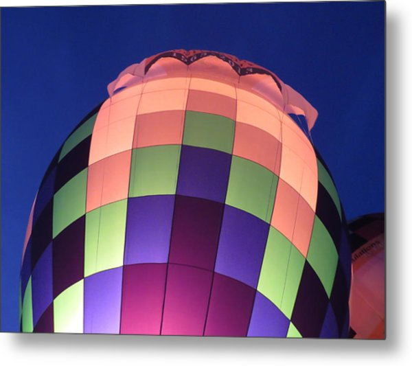 Air Balloon Metal Print