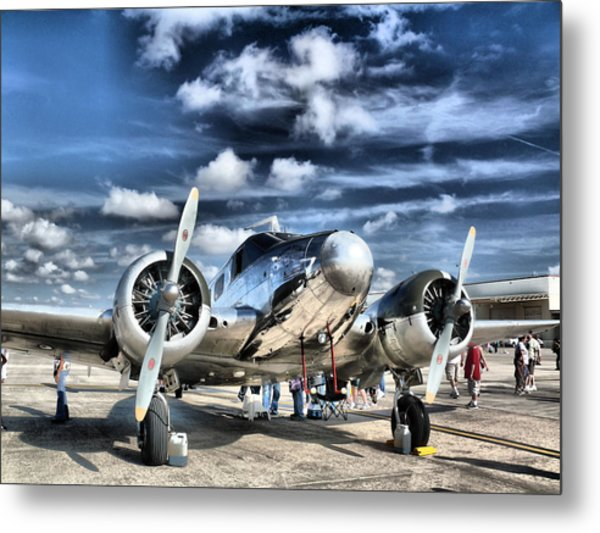 Air Hdr Metal Print