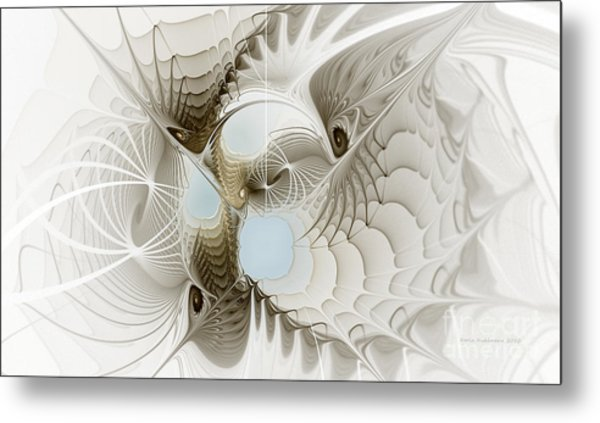 Airy Space2 Metal Print