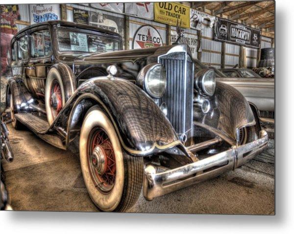 Al Capone's Packard Metal Print