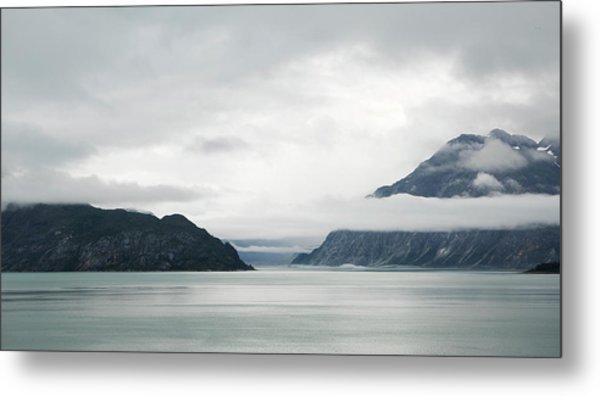 Alaska Waters Metal Print