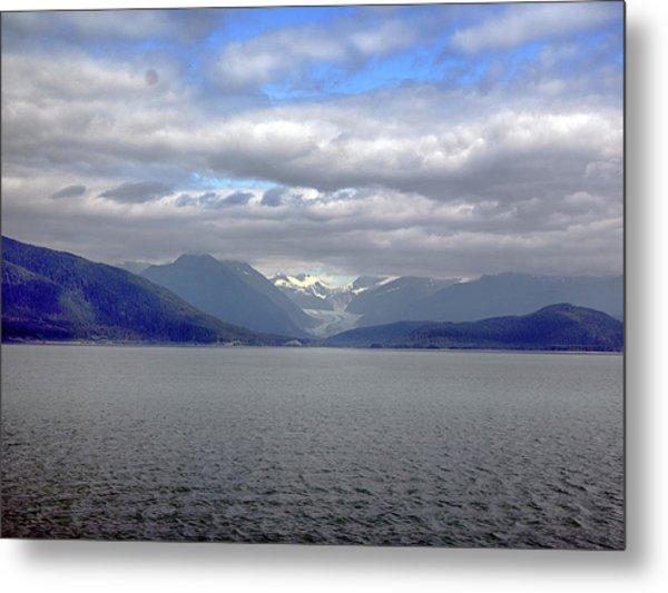Alaskan Coast 2 Metal Print