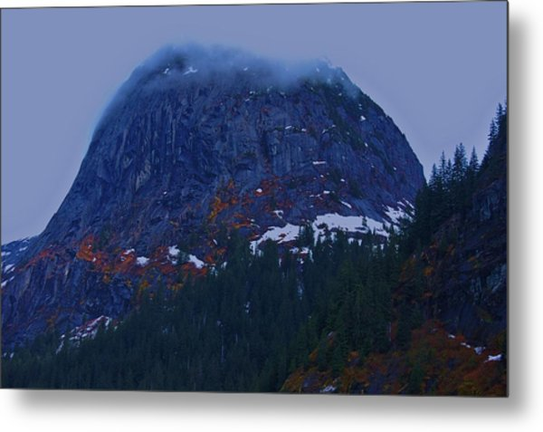 Alaskan Morning Metal Print