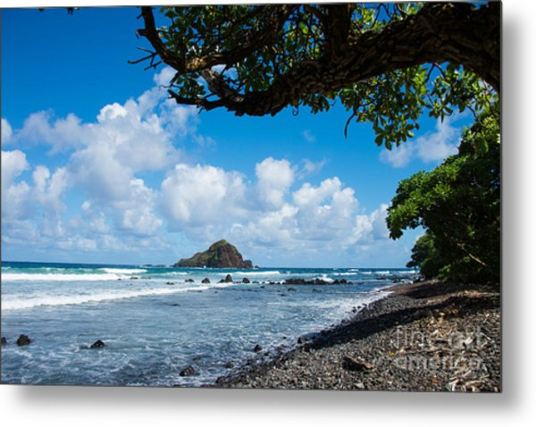 Alau Island, Maui Metal Print