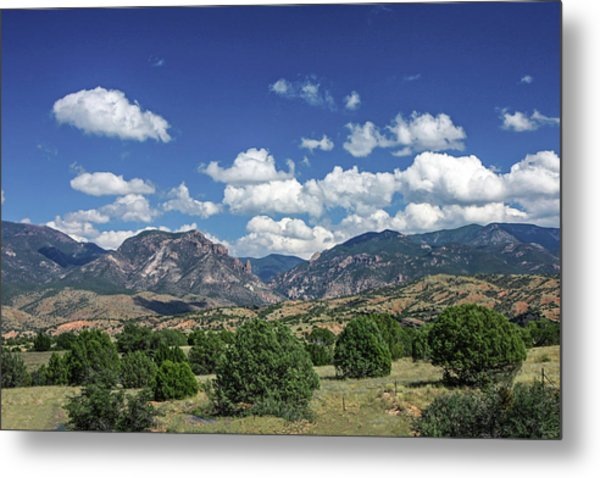 Aldo Leopold Wilderness, New Mexico Metal Print