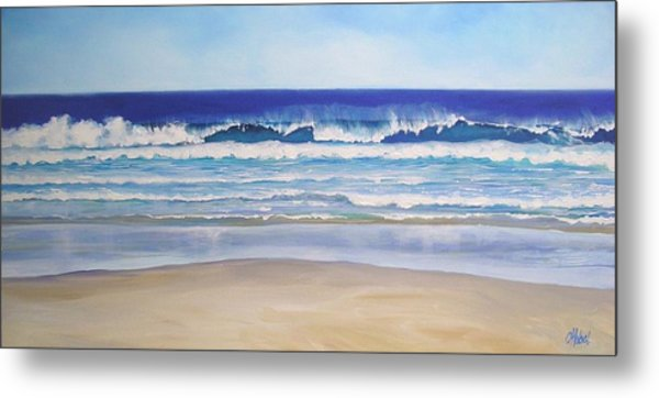 Alexandra Bay Noosa Heads Queensland Australia Metal Print