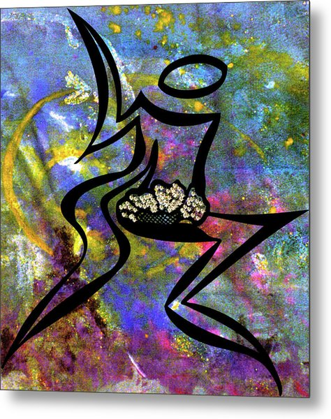 All Is Well In All Of Creation Metal Print by Marie Halter