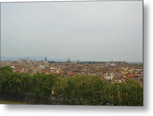 View All Of Rome Metal Print by JAMART Photography