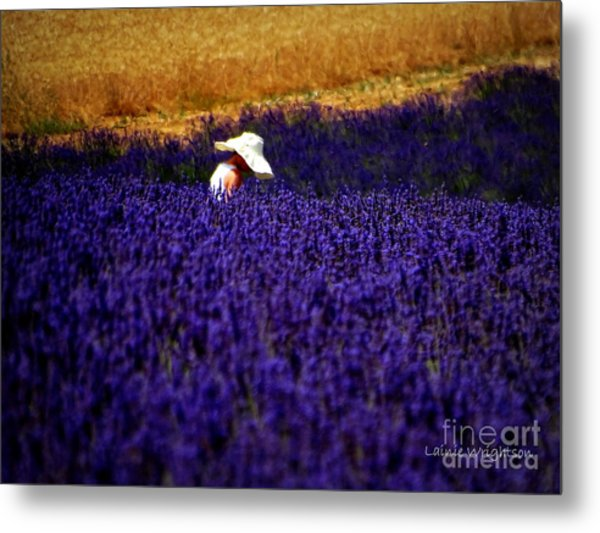 Alone Not Lonely Metal Print