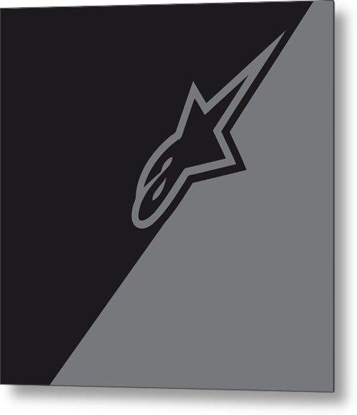 Alpinestars  Metal Print