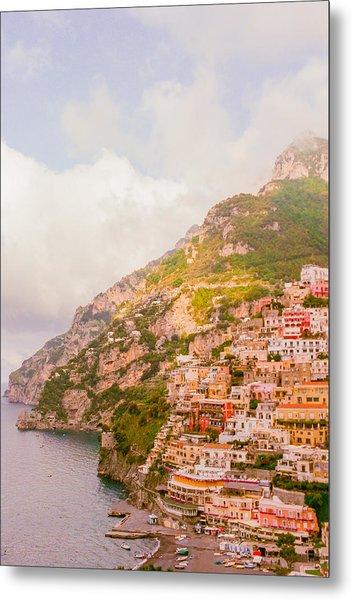 Amalfi Coast Italy 2 Metal Print