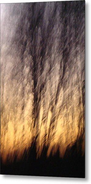 Ambience Metal Print by Melody Dawn Germain
