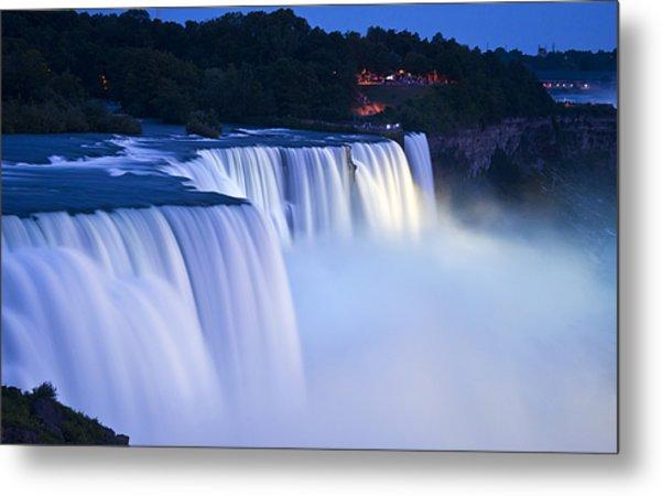 American Falls Niagara Falls Metal Print