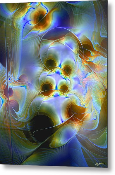 Amiable Catharsis Metal Print