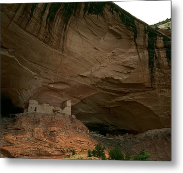Anasazi Indian Ruin Metal Print