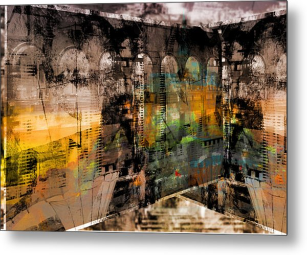 Ancient Stories Metal Print