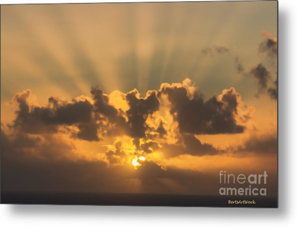 And Then There Was Day Five Metal Print