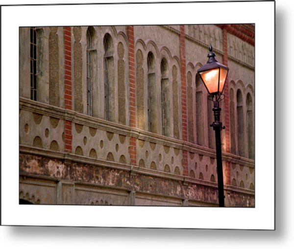 And There Was Light Metal Print by Jez C Self