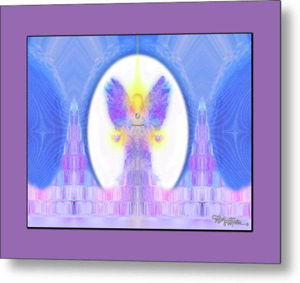 Angel #200 Metal Print