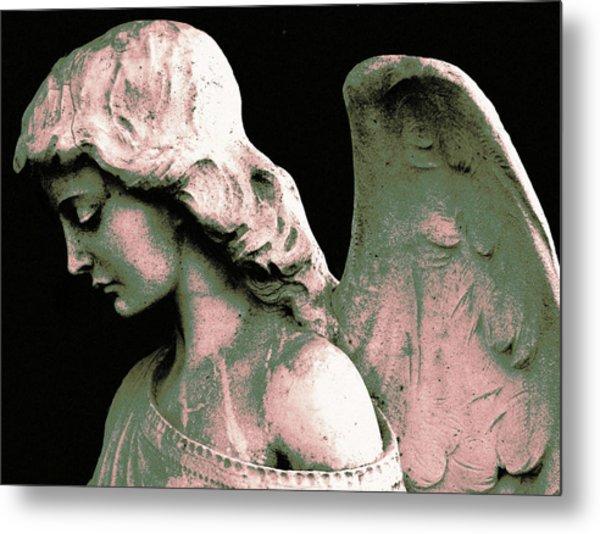 Angel 4 Metal Print