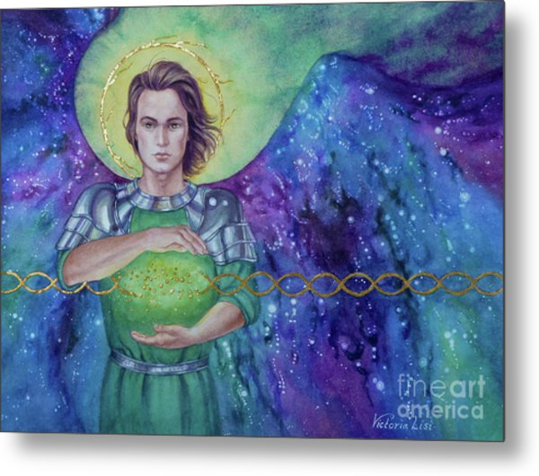 Angel Fire  Metal Print