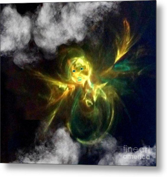 Angel Of Light Metal Print