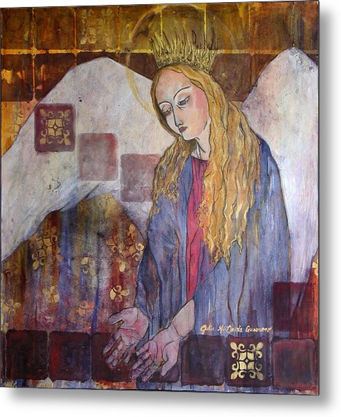 Angel Untitled Metal Print