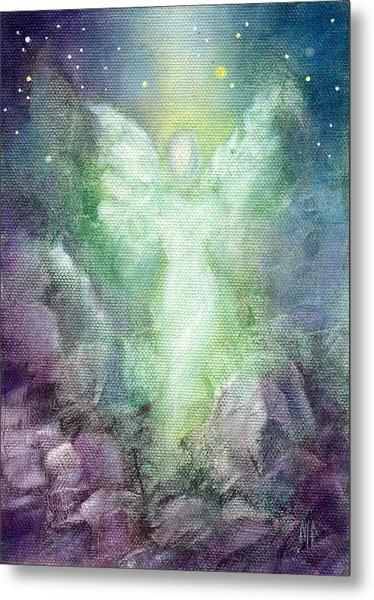 Angels Journey Metal Print
