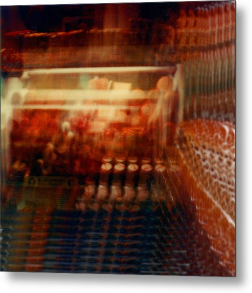Another Look 6 Metal Print by Lyle Crump