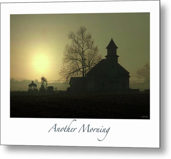 Another Morning Metal Print